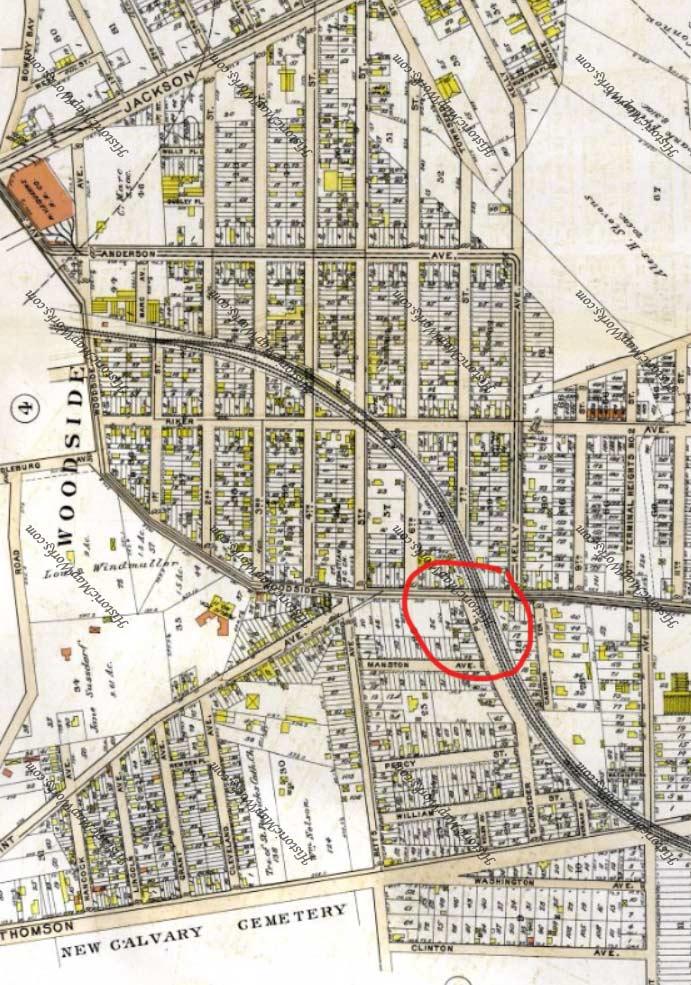 Sunnyside Gardens Queens Map Garden Ftempo