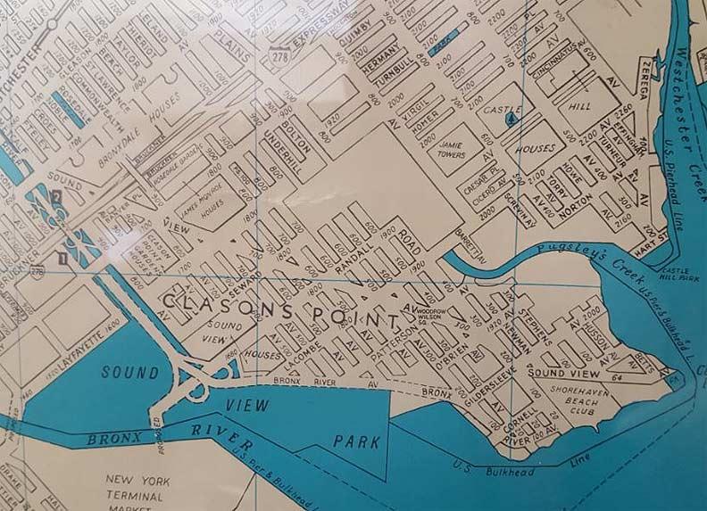 CLASON POINT, Bronx - Forgotten New York