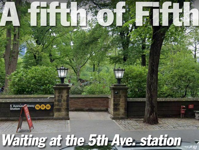 5th Avenue Station Bmt Forgotten New